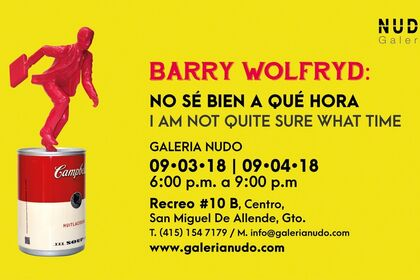 Barry Wolfryd