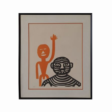 Alexander Calder, 'Affichestes', 1965-1975