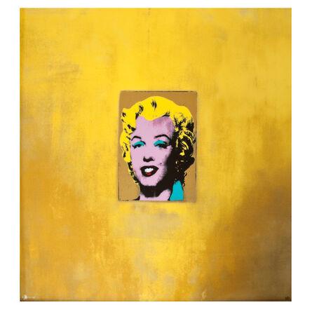 Andy Warhol, 'Marilyn (Gold)', 2010