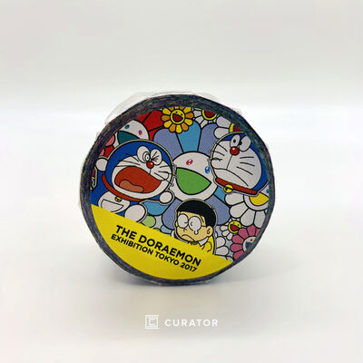 Takashi Murakami, 'TAKASHI MURAKAMI x DORAEMON Sticker', 2017