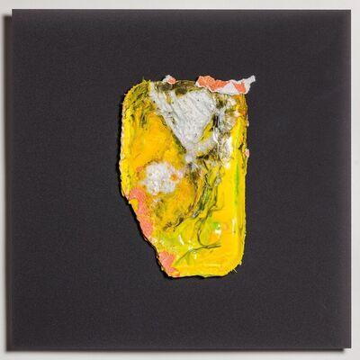 Lesley Bodzy, 'Yellow Encased', 2019