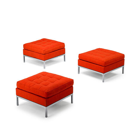 Florence Knoll, 'Three benches', 1960s