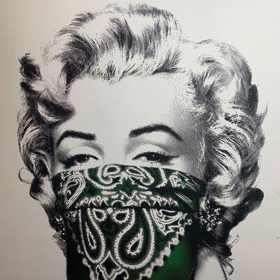 "Mr. Brainwash, 'Marilyn Monroe 2020 ""STAY SAFE""  Cornia Virus Edition 2020 COVID-19', 2020"
