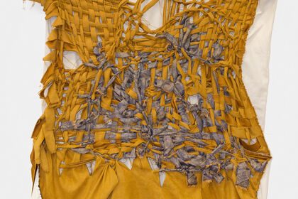 Weaving, Knotting, Stitching: A Synthesis of Disparate Things