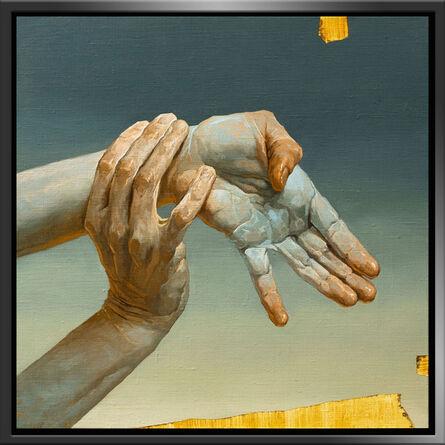 Denis Sarazhin, 'Gesture 1', 2020