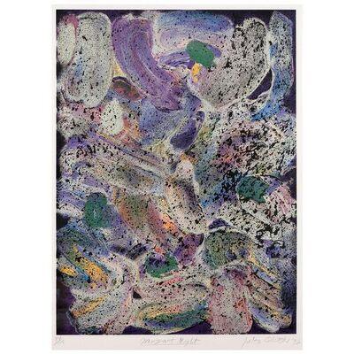 Jules Olitski, 'Mozart Night', 1992