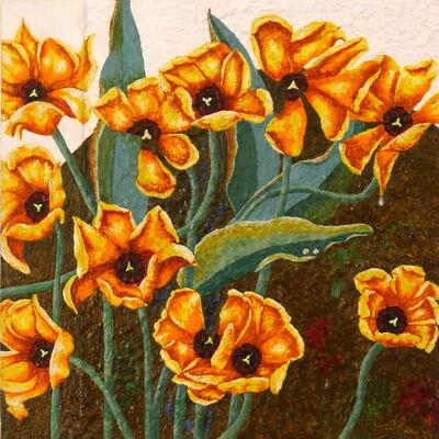 Ulrike Stadler, 'Tulips Dying and Crying IX', 2013