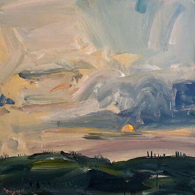 Bayard Hollins, 'Sun Down', 2021