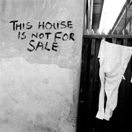 Uche Okpa-Iroha, 'Not For Sale', 2011