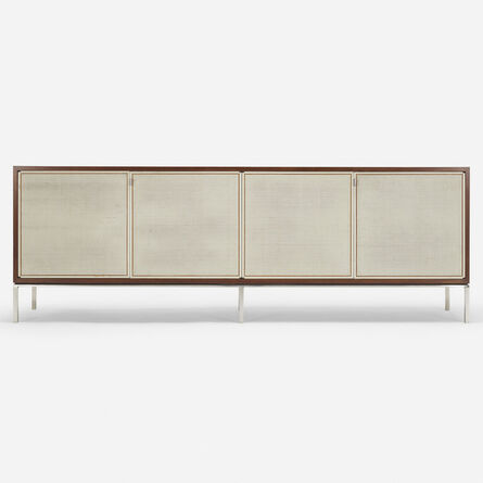 Florence Knoll, 'Cabinet from the CBS building, New York', c. 1965