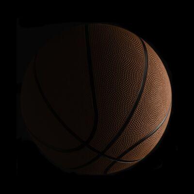 David Benthal, 'Untitled (Basketball)', 2018