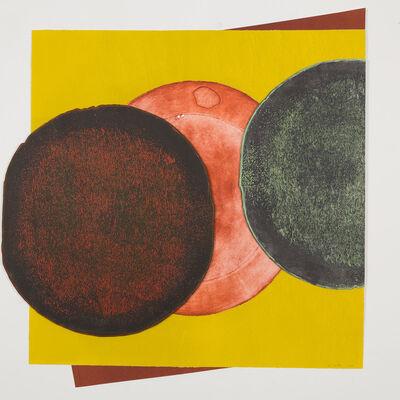 El Anatsui, 'Untitled (Eclipse Suite), ed. 3', 2016
