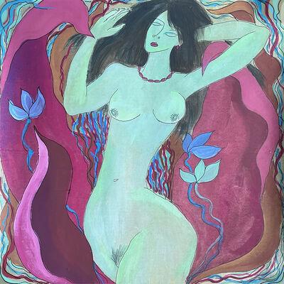 Lucy Y F Chen, 'Nude Decor No. 3', 1993