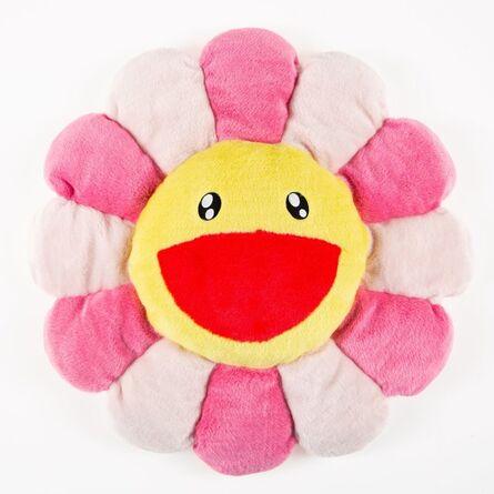 Takashi Murakami, 'Flower Cushion (Hot Pink and Light Pink)'