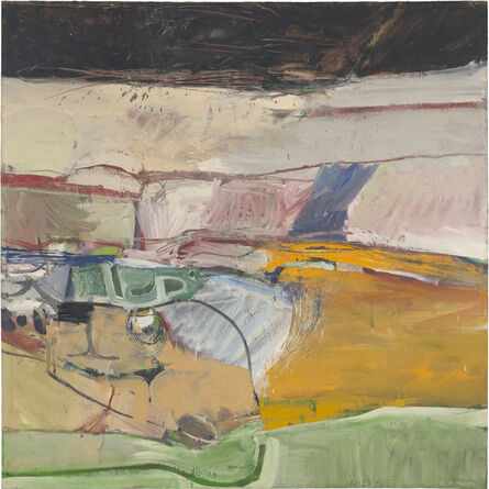 Richard Diebenkorn, 'Berkeley #39', 1955