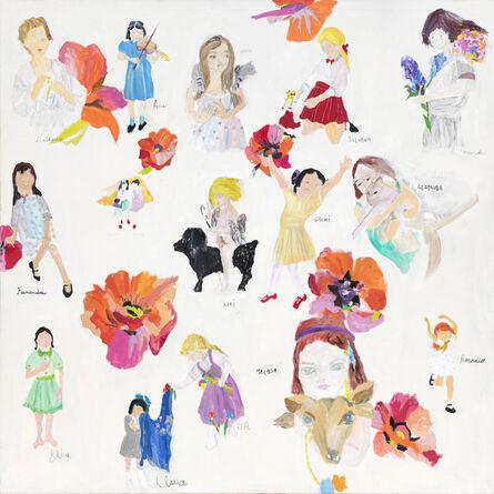 Diana Aisenberg, 'Niña ideal, catálogo'