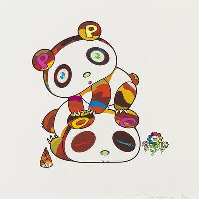 Takashi Murakami, 'Panda Cubs, Hoyoyo, Zzzzzz', 2020