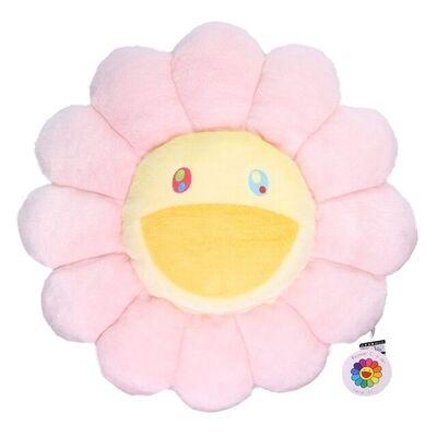 Takashi Murakami, 'Flower Cushion 30 cm (Light Pink)', 2020
