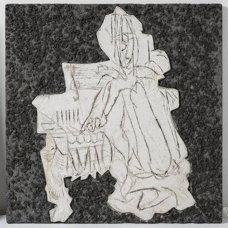 Siri Derkert, 'Elsa Stenhammar vid pianot', 1960