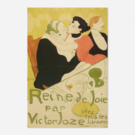 Henri de Toulouse-Lautrec, 'Reine de Joie', 1893/1953