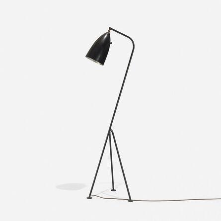 Greta Magnusson Grossman, 'Grasshopper Floor Lamp', 1947