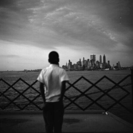 Vivian Maier, 'Boy on Shore (VM1965W01361_1)', 1965