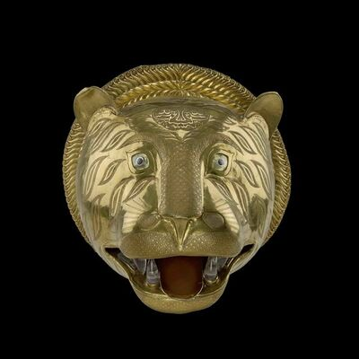 'Gold tiger's head', 1785-1793