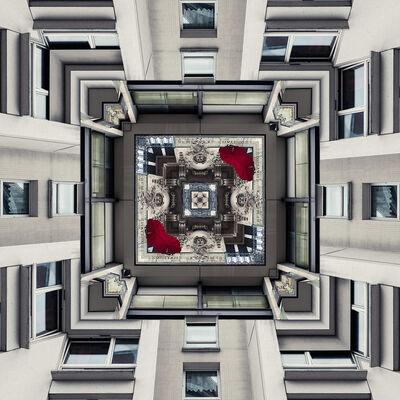 DAVIDE WEBER, 'Les Logement Imaginaires - XIII Arrondissement', 2017