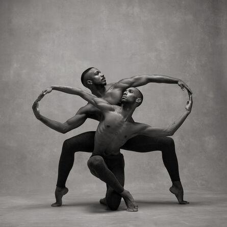 Ken Browar and Deborah Ory, 'Michael Jackson Jr. and Sean Aaron Carmon, Alvin Ailey American Dance Theater', 2015