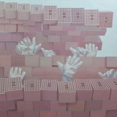 Dragan Bibin, 'Floodwaves 2', 2019