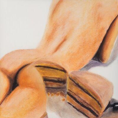 Gina Beavers, 'Cake', 2015