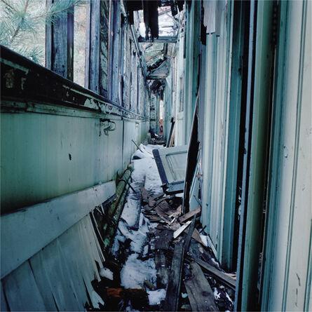 Jaime de la Jara, 'Lie train 7', 2009/10