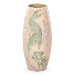 Paul Milet, 'Sevres, Japonesque Vase With Carp And Shrimp, France', ca. 1900
