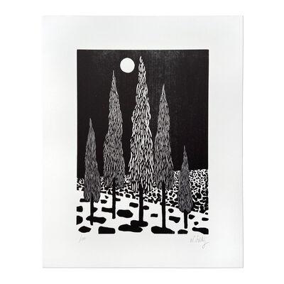 Nicolas Party, 'Trees', 2020