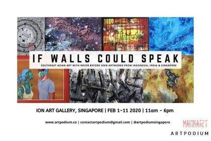 If Walls Could Speak - New Southeast Asian Art