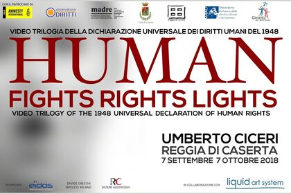 Human Fights Rights Lights