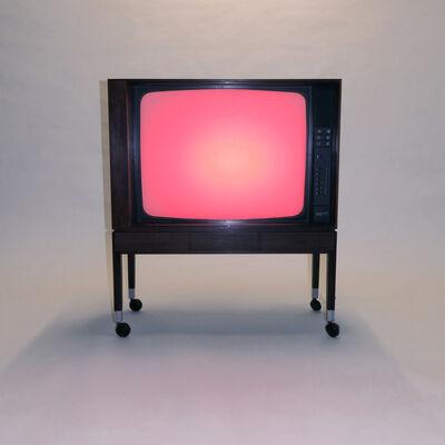 Adam Barker-Mill, 'Colour Television Set', 2016