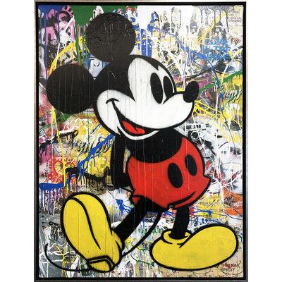 Mr. Brainwash, 'Mickey', 2016