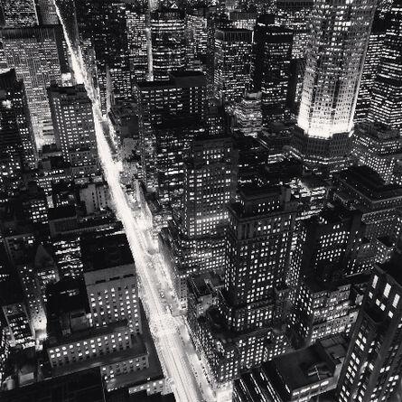 Michael Kenna, 'Fifth Avenue, New York, New York', 2006