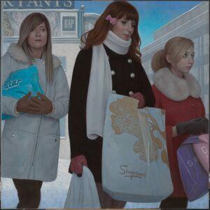 Glenn Priestley, 'Downtown'