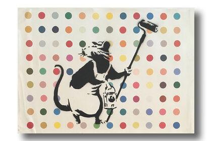 Dismaland Banksy Souvenir Artwork