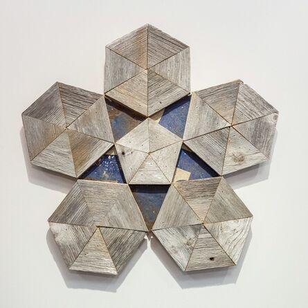 Benjamin Lowder, 'Geoflake 10', 2016
