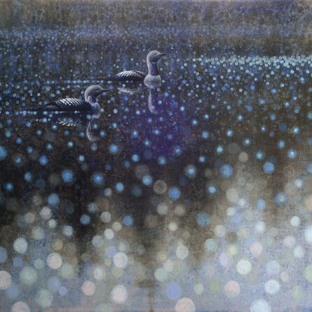 Ewoud De Groot, 'Pacific Loons'