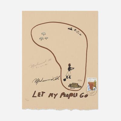 Muhammad Ali, 'Let My People Go', 1979