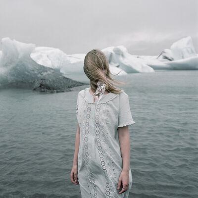 Nina Röder, 'ice & me', 2017