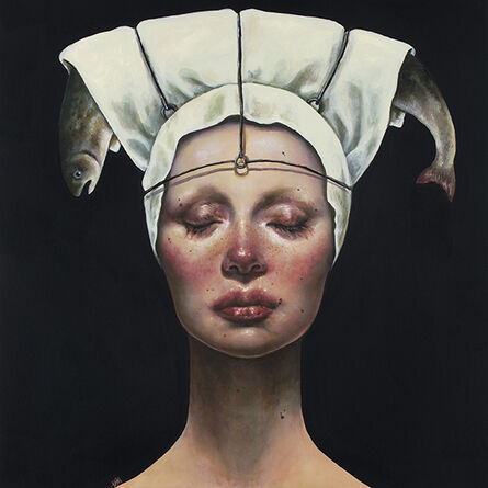 Afarin Sajedi, 'Chef Offer 3', 2014