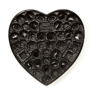 Chuck Ramirez, 'Candy Tray Series: Black Heart', 2008-2011