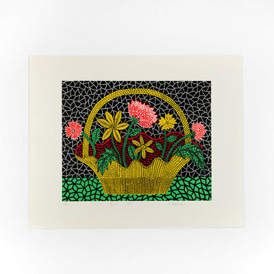 Yayoi Kusama, 'Flower Basket', 1993