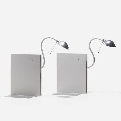 Ingo Maurer, 'Oskar lamps, pair', 1998