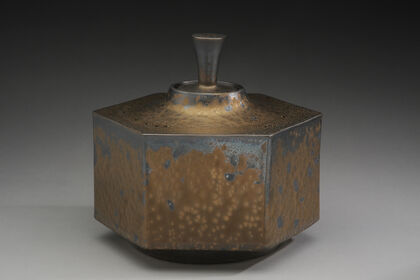 Ceramics by Hideaki Miyamura, Prints and Drawings by Gunnar Norrman